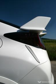 Honda Civic Type R Rear Wing 2015 01