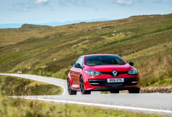Megane Renaultsport 275 Cup-S Preview 06