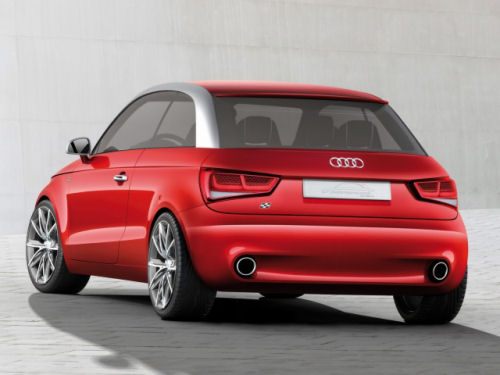 Audi A1 Metrorpoject Concept