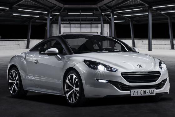 Peugeot RCZ Facelift