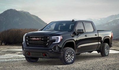 2019 GMC Sierra AT4