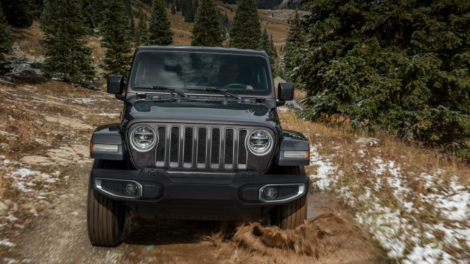 2019 Jeep Wrangler Expert Review Cushy Capability Driving Today