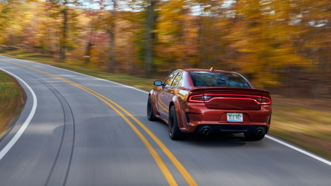 First Drive of the 797-Horsepower 2021 Dodge Charger SRT Hellcat Redeye