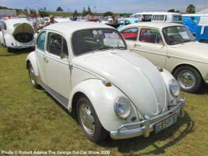 1967 Volkswagen Beetle Lowered