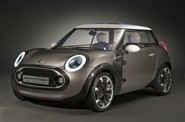 mini rocketman concept in gray