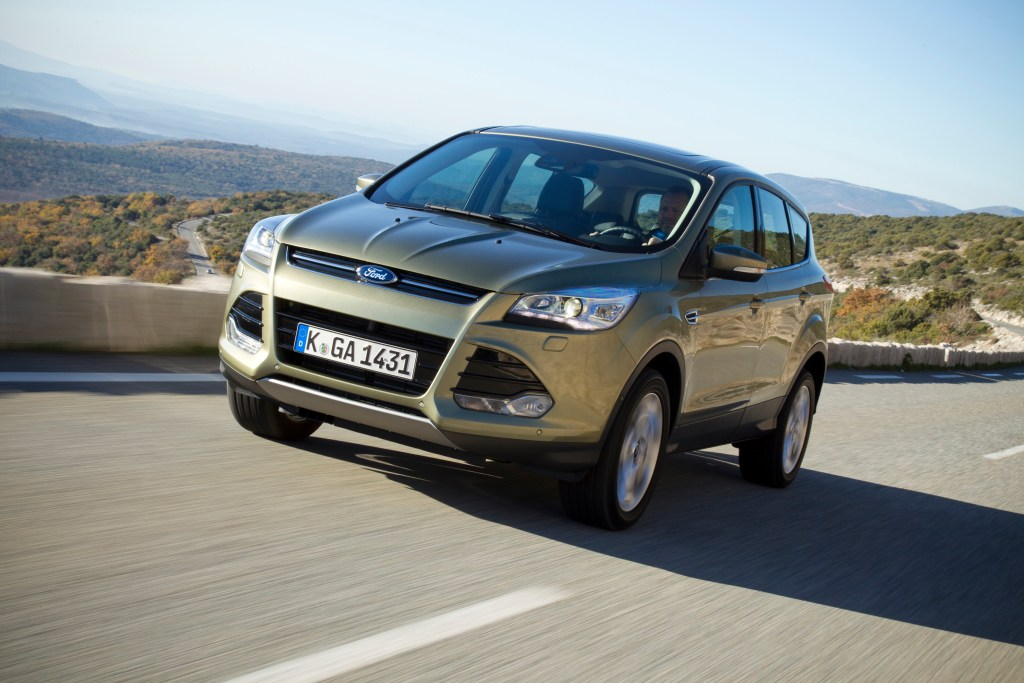 New Ford Kuga – First Drive