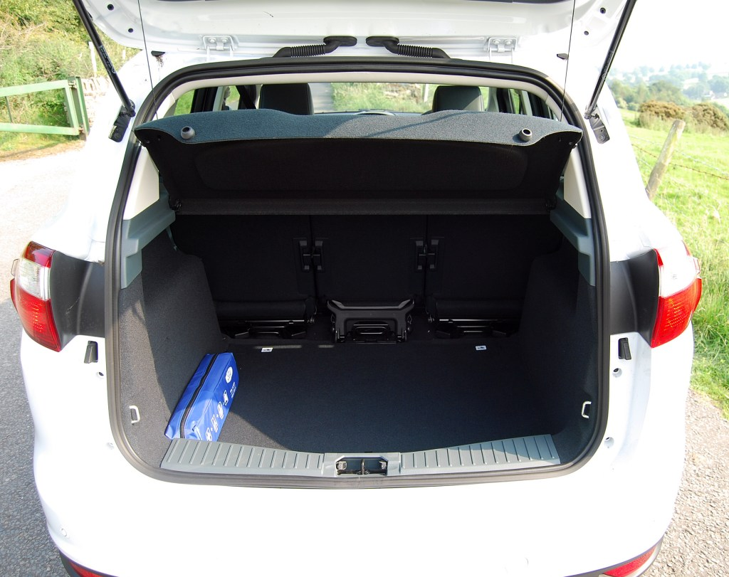 Ford C-MAX Ecoboost Boot