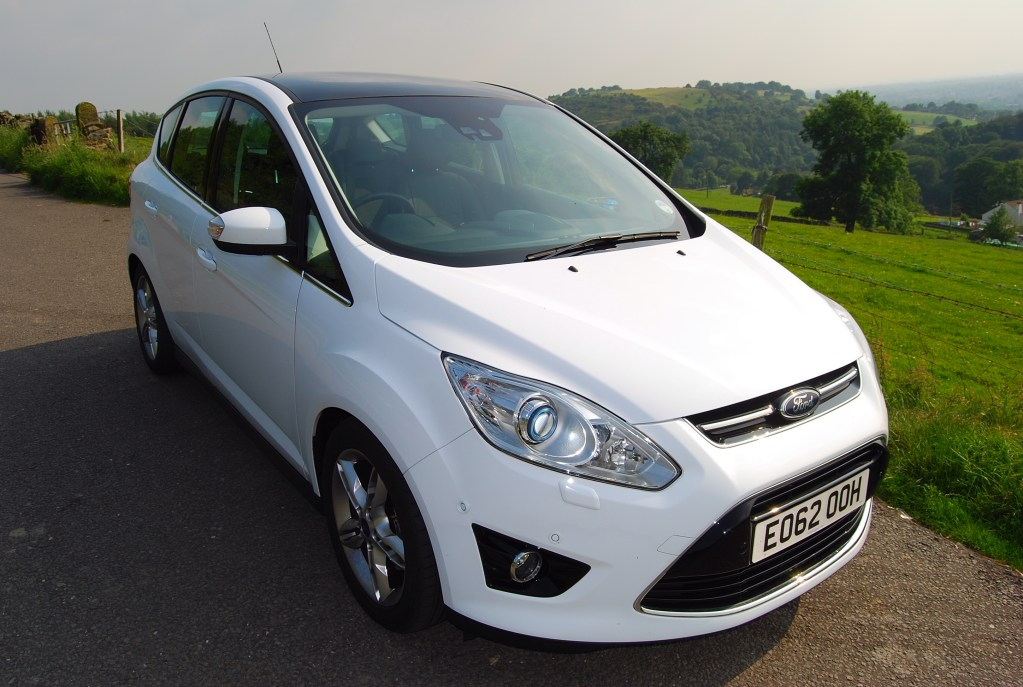 C-MAX Ecoboost front