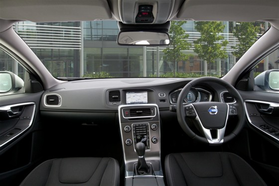 Quality materials and some pleasing features abound volvo s60