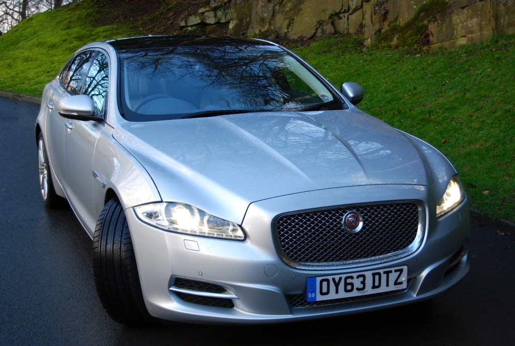 Jaguar XJ L Portfolio – Driven and Reviewed