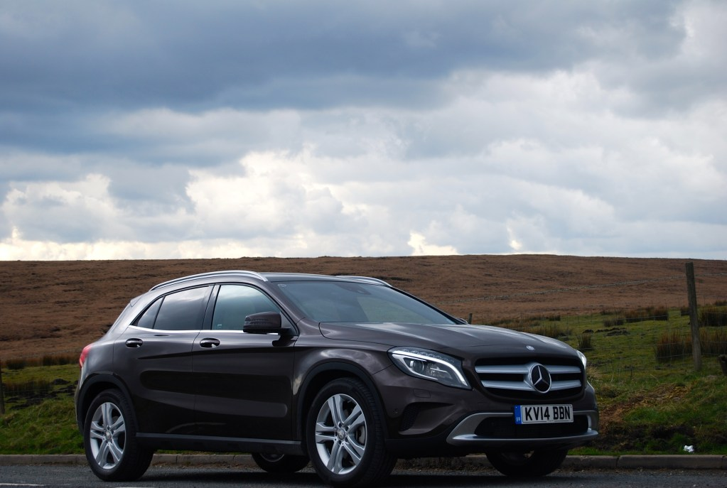 Mercedes GLA-Class – First Drive Review