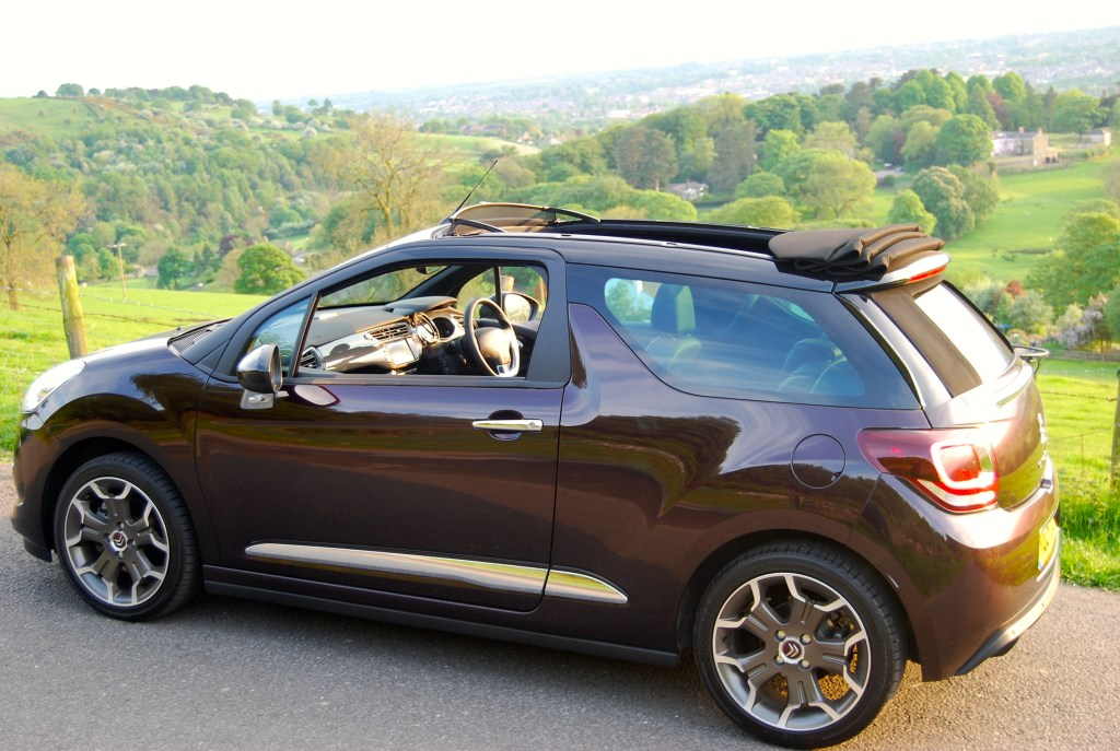 .....going down....... ds3 cabrio