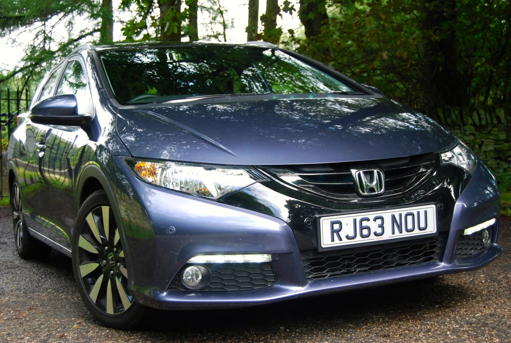 Honda Civic Tourer 1.8 i-VTEC – Driven and Reviewed