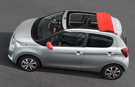 Citroen C1 Airscape – Driven and Reviewed