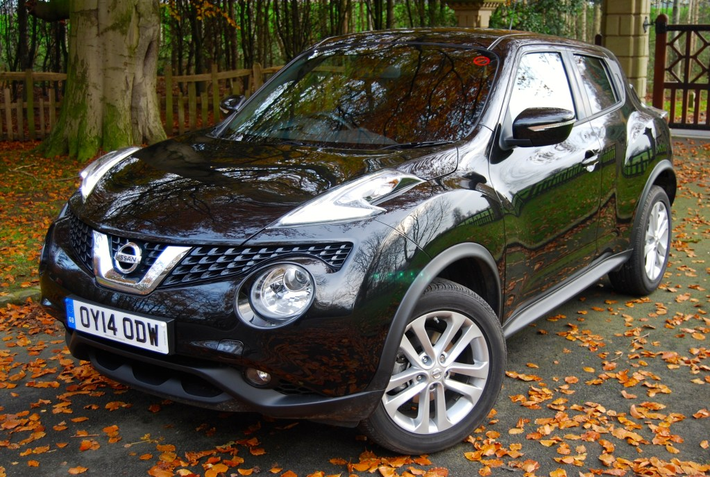New Nissan Juke – Driven and Reviewed
