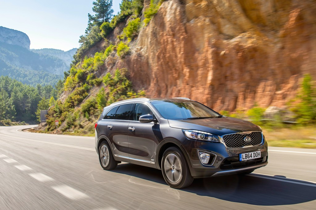 New KIA Sorento – First Drive