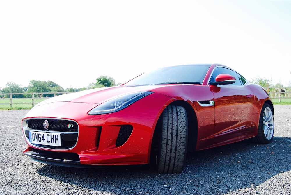 Jaguar F-Type R Coupe – Driven and Reviewed