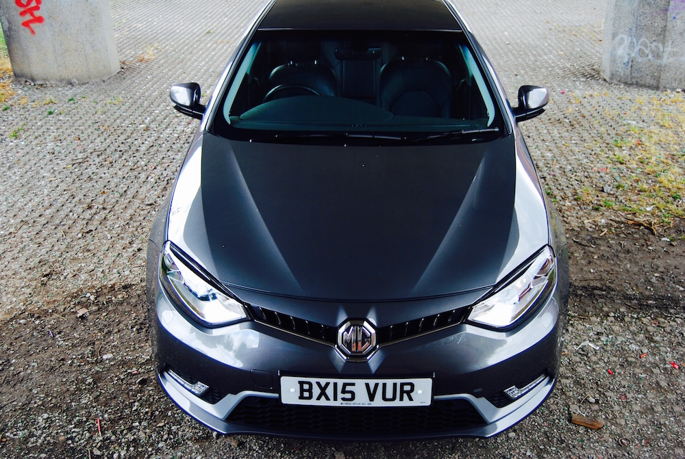 New MG6 TL Review