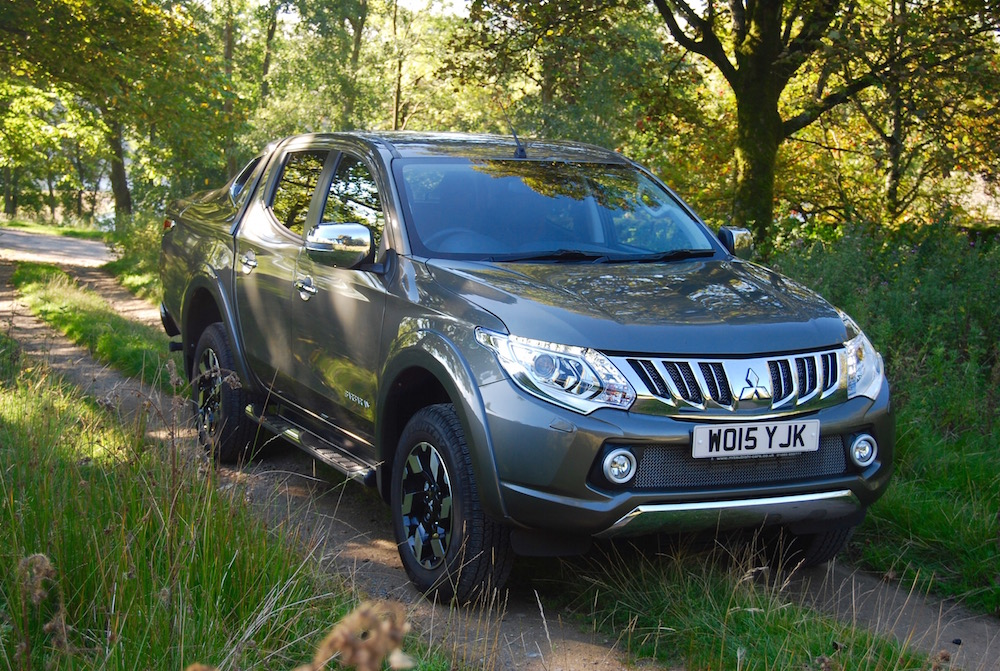 New Mitsubishi L200 Barbarian Review