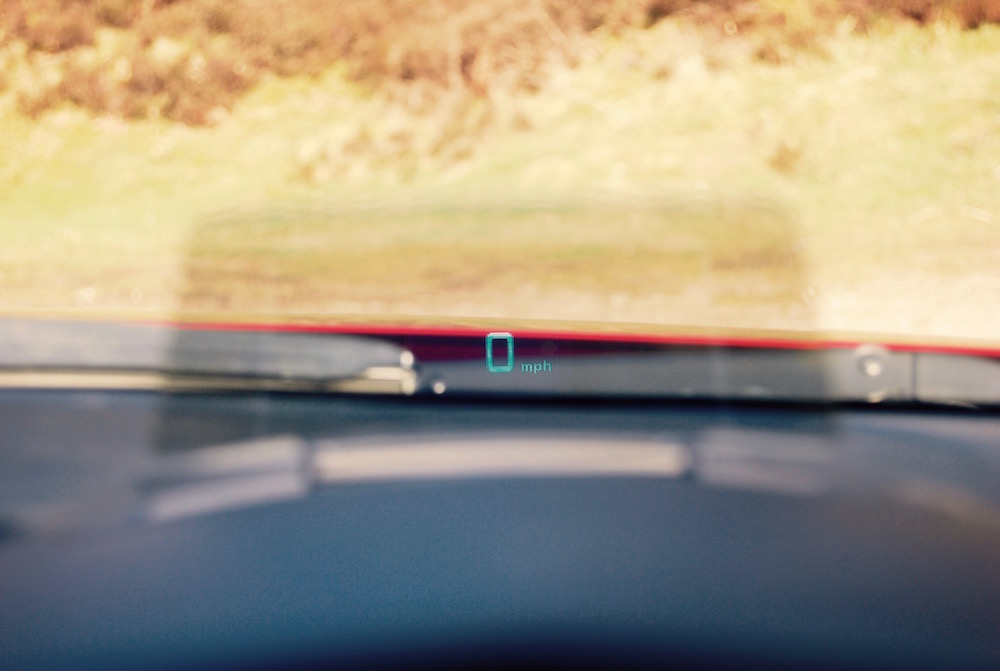 mazda 3 sport nav review hud