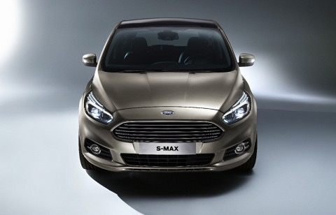 ford s-max front review