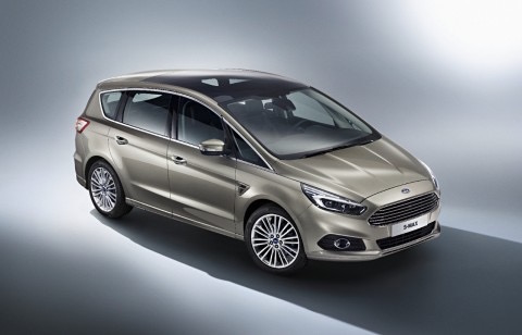ford s-max review front side