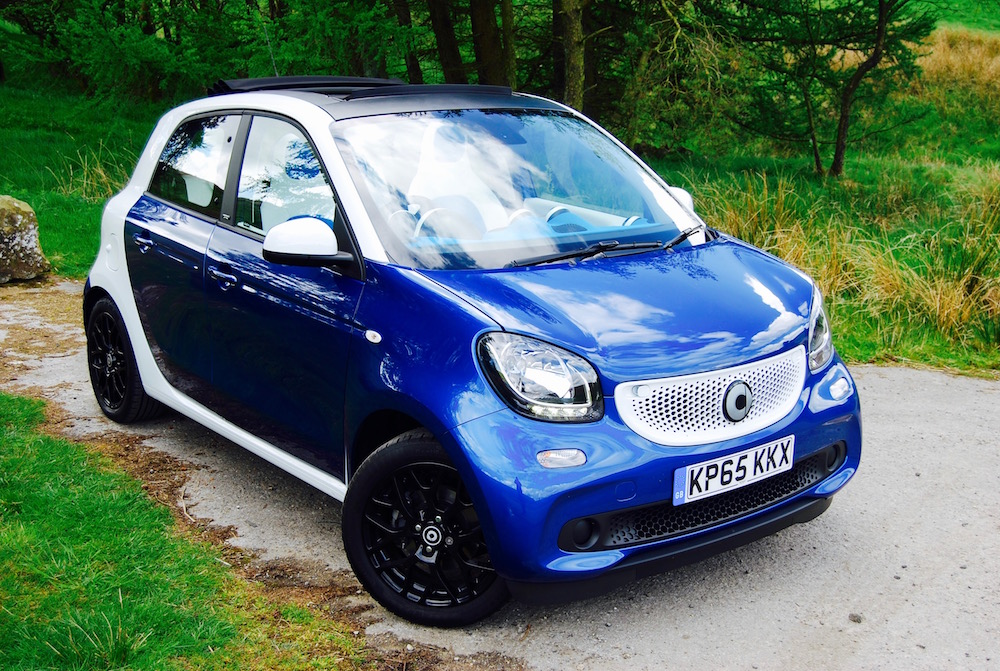 Smart ForFour Night Sky Proxy 90bhp Review