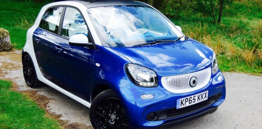 smart forfour night sky proxy blue white front review