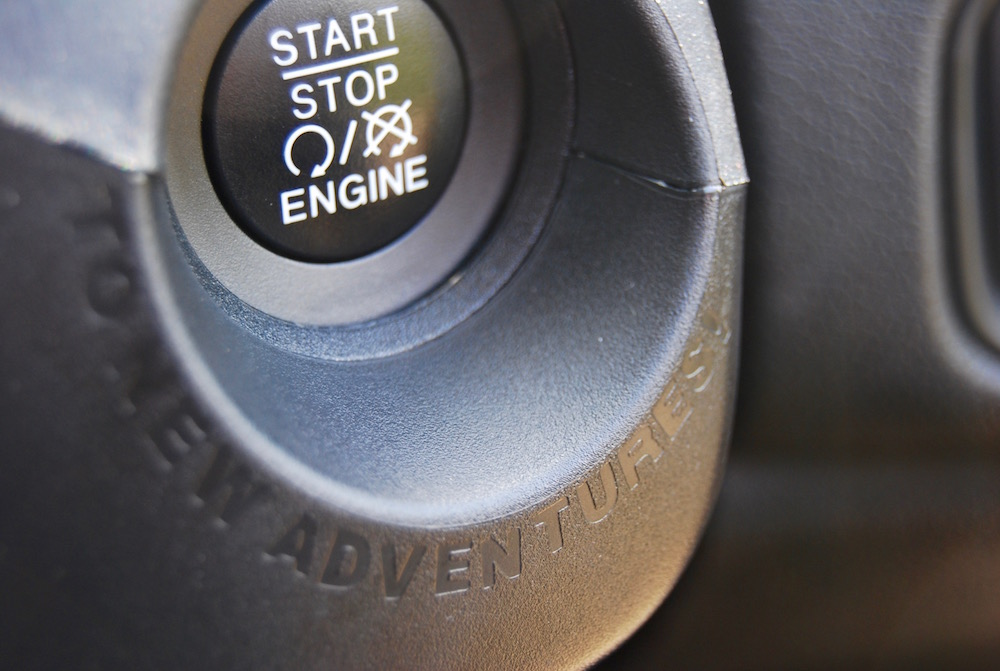 jeep renegade ignition barrel to new adventures review