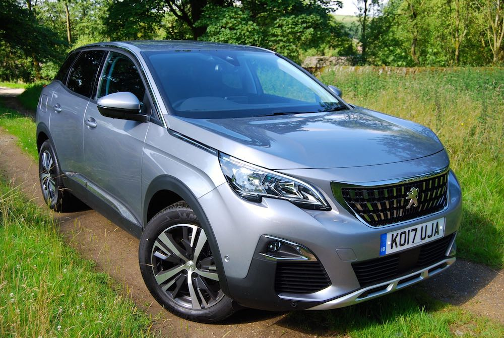 Peugeot 3008 1.2 Allure Road Test & Review