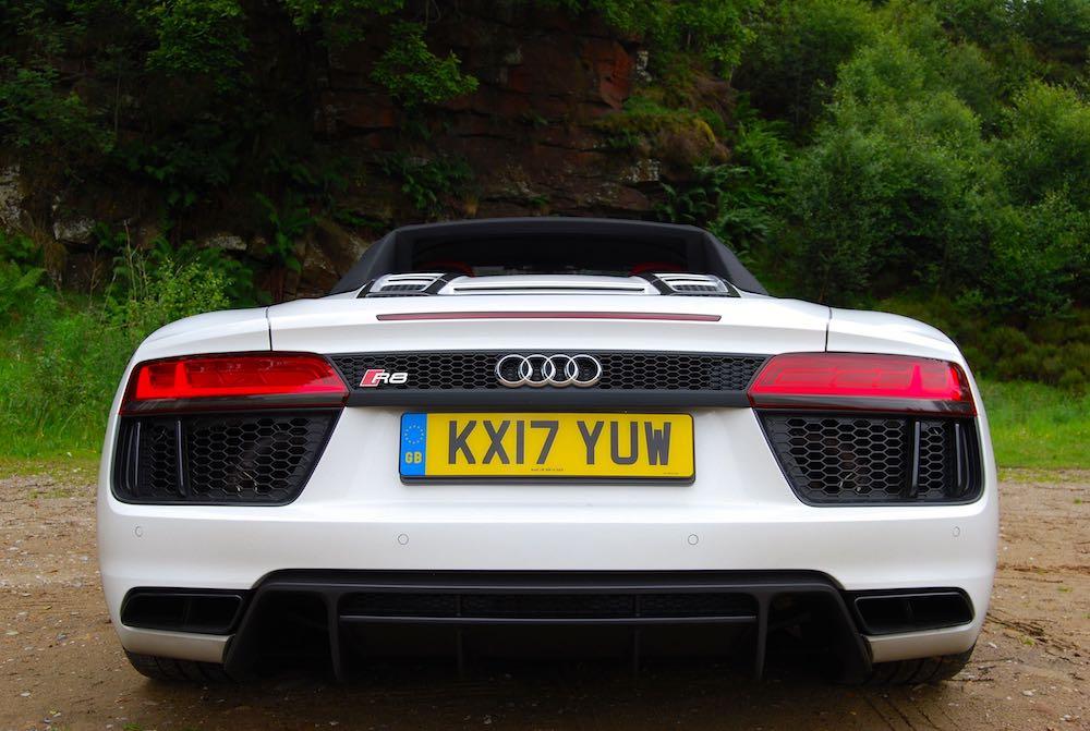Audi R8 Spyder V10 Review Driving Torque