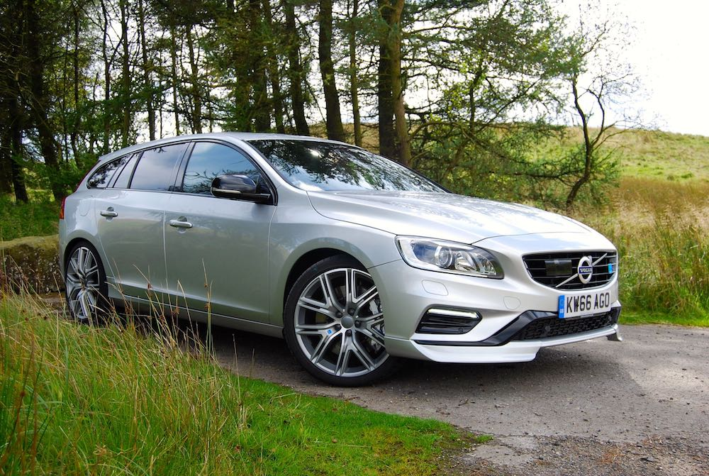 Volvo V60 Polestar Review and Road Test