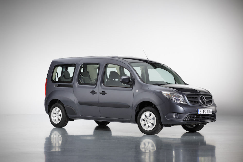 Mercedes-Benz Citan Tourer 111 Extra-Long Sr Review