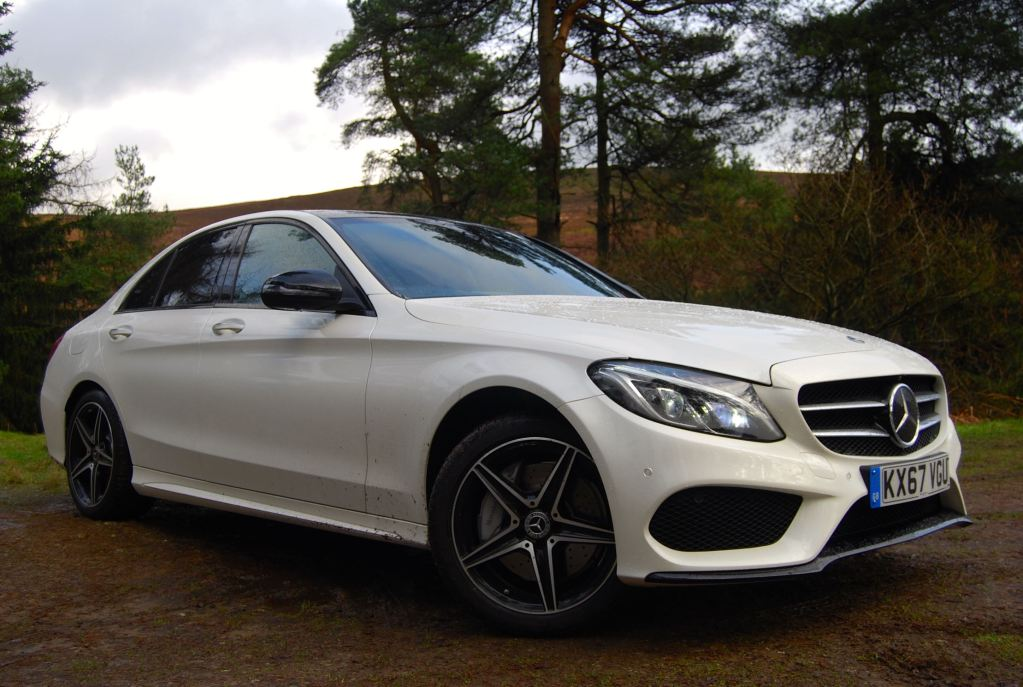 Mercedes-Benz C-Class 250d AMG Line Review