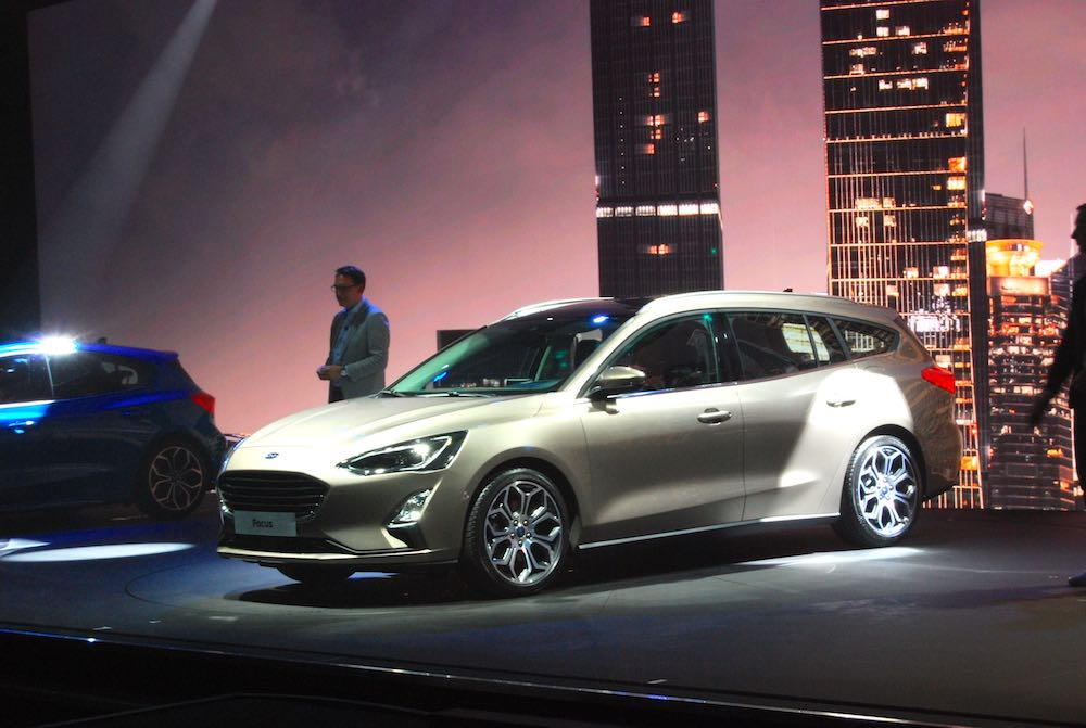 all new ford focus wagon estate
