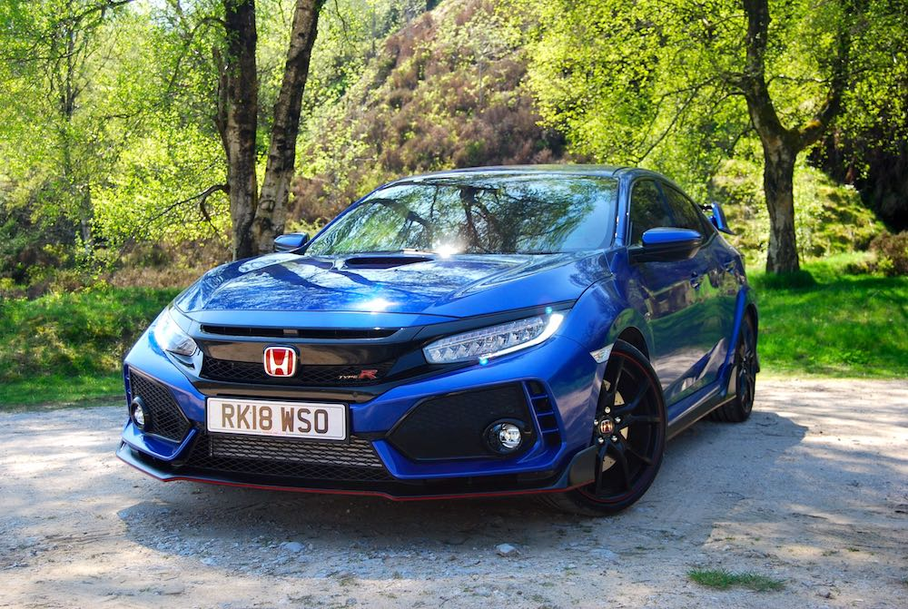 Honda Civic Type R GT Review – Just When You Thought It Couldn't Get Any Crazier…….