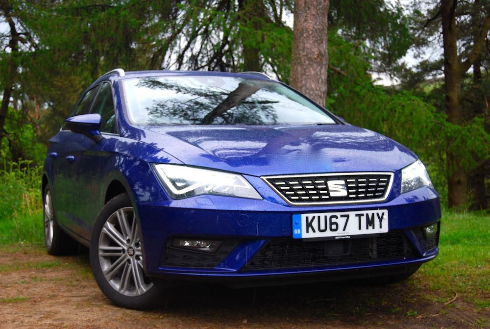 SEAT Leon St Review – The Estate Car that's a 'Sports Tourer'