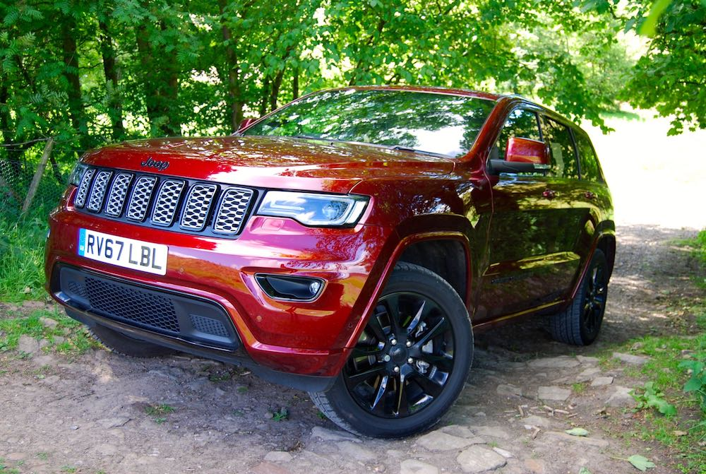 Jeep Grand Cherokee Night Eagle Review – A Whole lot of SUV For Your Money