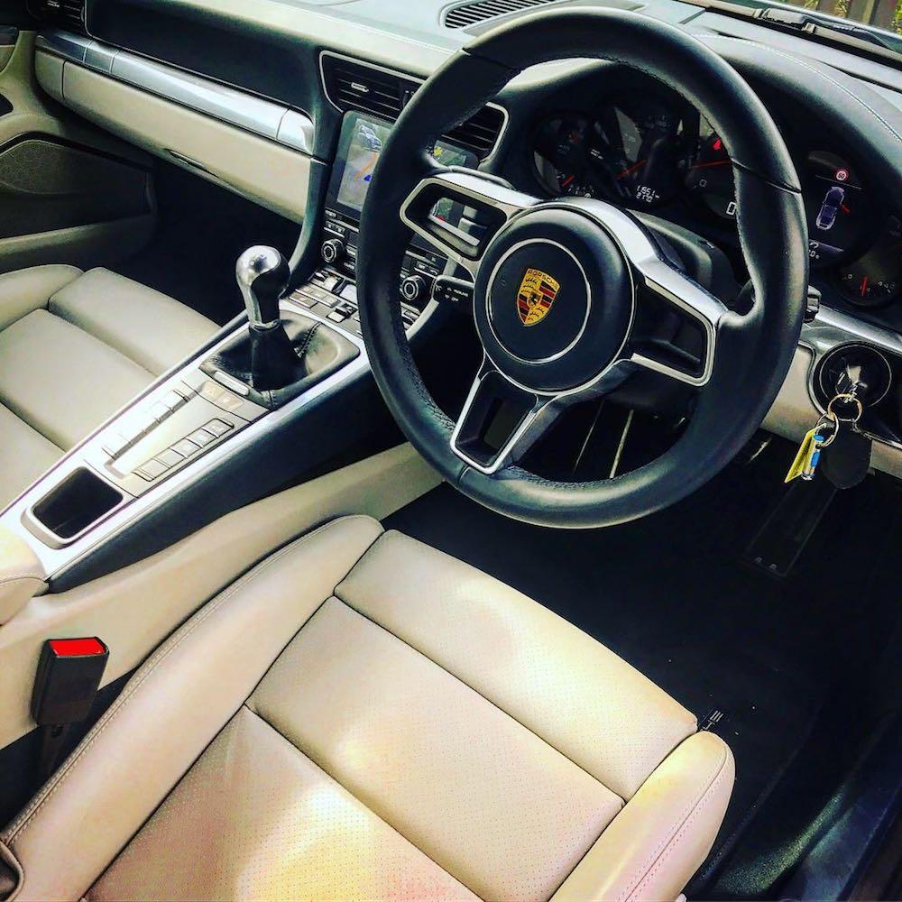 porsche 911 991 carrera interior review roadtest