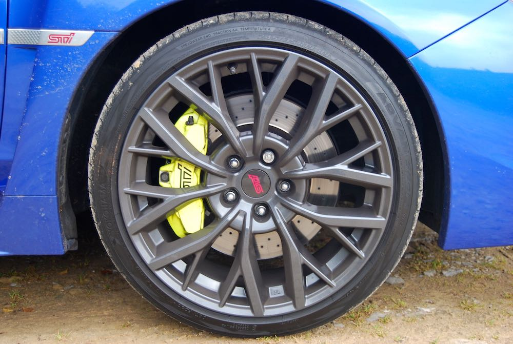 subaru wrx sti final edition brembo brakes review
