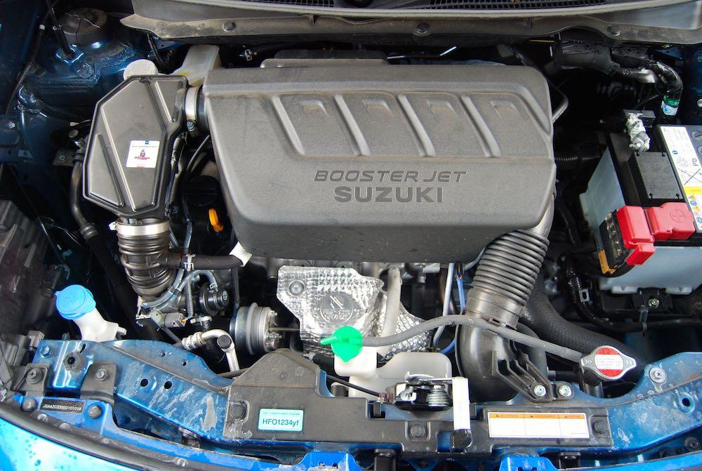 suzuki swift sport boosterjet engine review roadtest