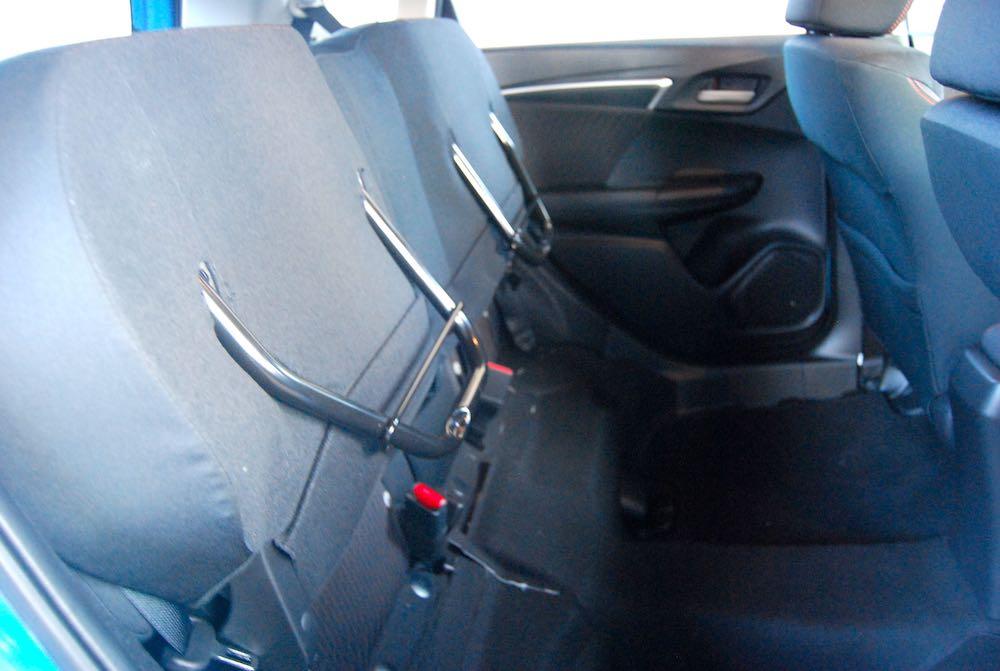 honda jazz sport magic seats review road test