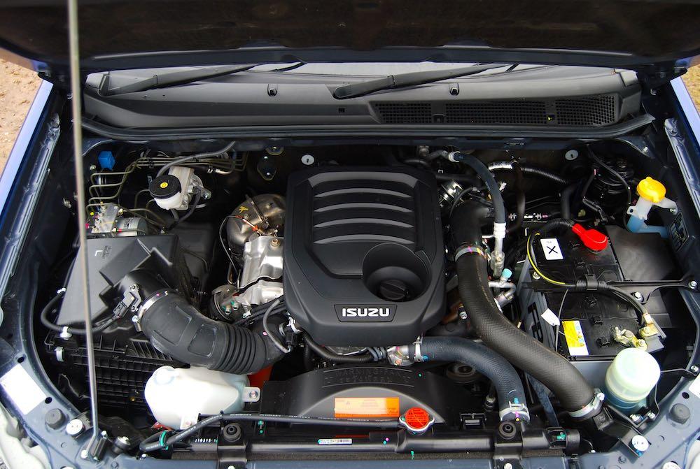 isuzu d-max 1.9 litre diesel engine review roadtest