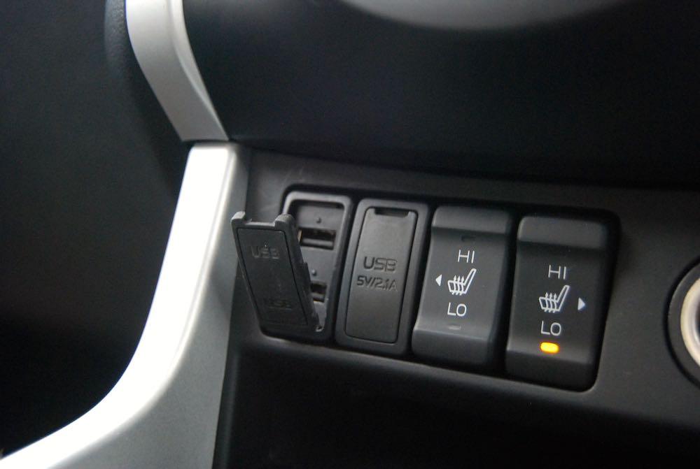 isuzu d-max heated seats review roadtest