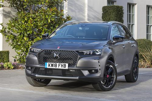 ds7 crossback performance line grey front stationary review roadtest