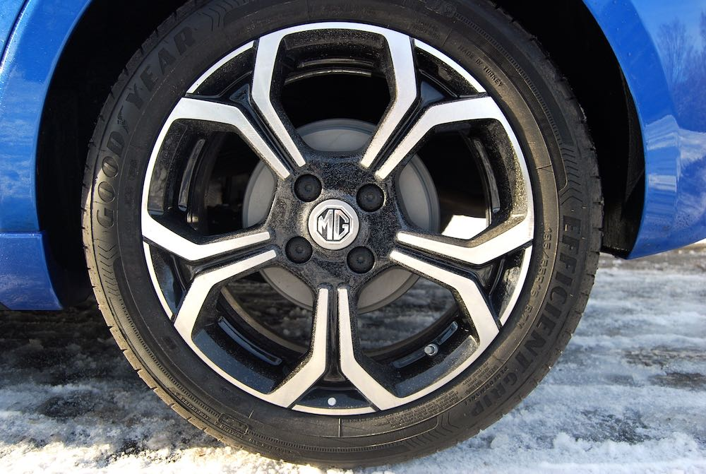 new 2018 mg3 16 wheel review roadtest