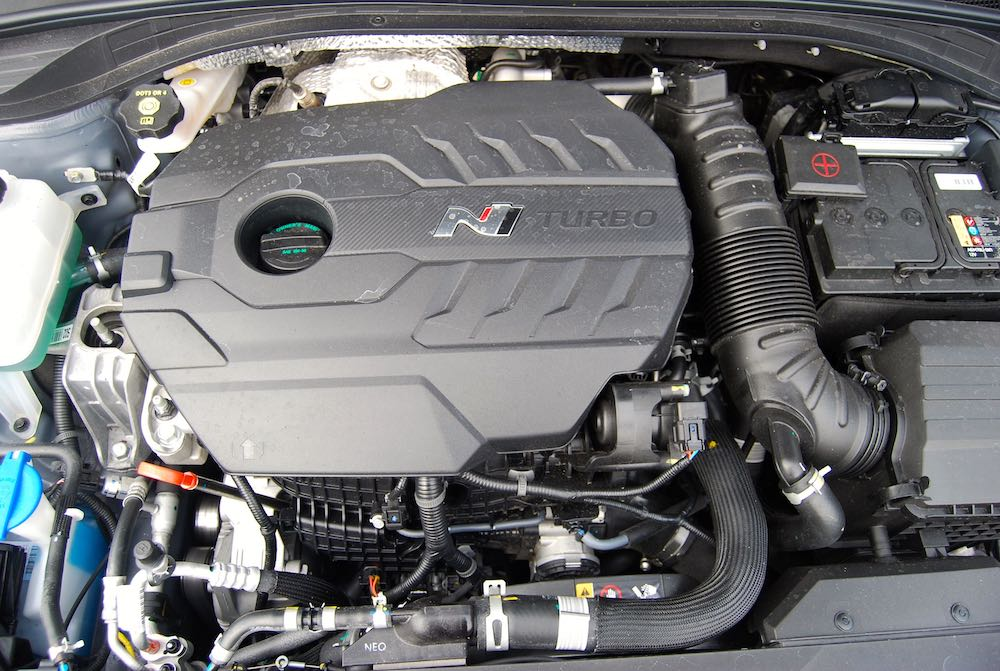 hyundai i30 fastback n review roadtest