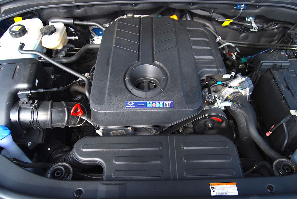 2019 SsangYong Musso 2.2 engine Review Roadtest