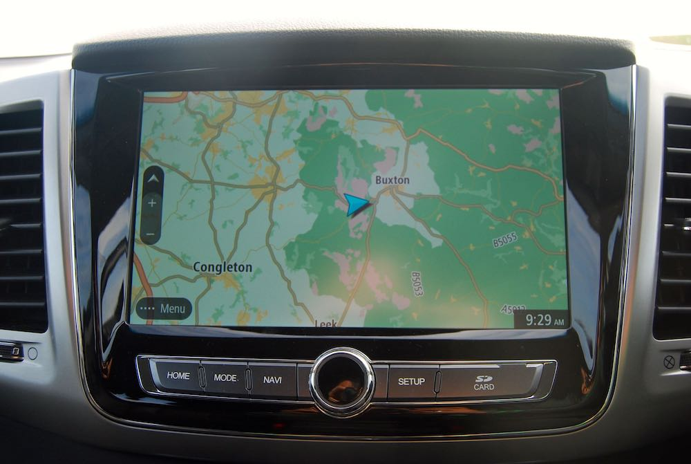 2019 SsangYong Musso 9.2'' Infotainment Review Roadtest
