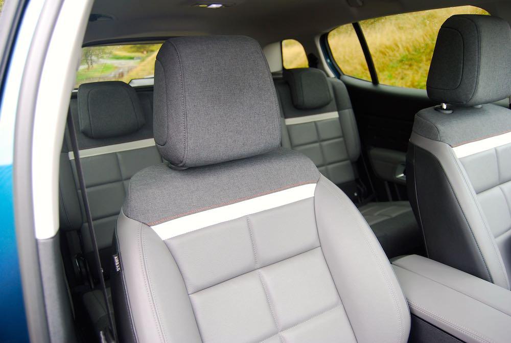 2019 citroen c5 aircross seats review roadtest